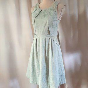 *2/$12* R W & Co Sage Green Dress Size Small